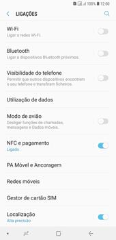 Samsung Galaxy A6 Plus DualSim - Wi-Fi - Como ligar a uma rede Wi-Fi -  5