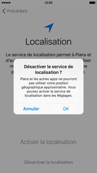 Apple iPhone 6s - Premiers pas - Créer un compte - Étape 11