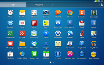 Samsung P5220 Galaxy Tab 3 10-1 LTE - Internet - Aan- of uitzetten - Stap 3