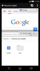 Sony E2003 Xperia E4G - Internet - navigation sur Internet - Étape 16