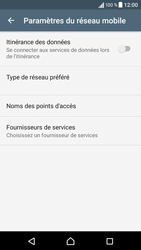 Sony Sony Xperia X (F5121) - Internet - Configuration manuelle - Étape 8