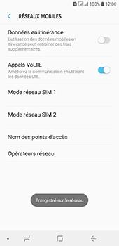 Samsung Galaxy A6 - Réseau - utilisation à l'étranger - Étape 15