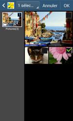 Samsung Galaxy Trend Plus S7580 - Mms - Envoi d