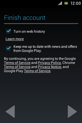 Sony C1505 Xperia E - Applications - Downloading applications - Step 12