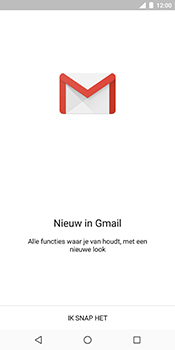 Nokia 7 Plus - E-mail - e-mail instellen (gmail) - Stap 4