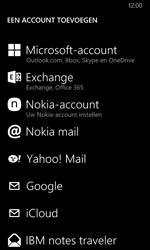 Nokia Lumia 630 - E-mail - Handmatig instellen - Stap 7