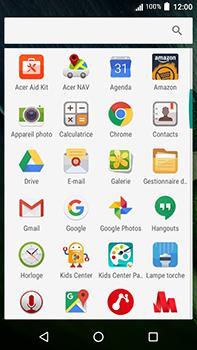Acer Liquid Zest 4G Plus - E-mail - Configuration manuelle (gmail) - Étape 3