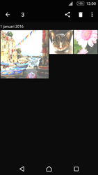 Sony Xperia M5 (E5603) - Contacten en data - Foto