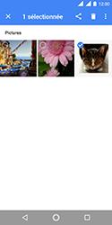 Nokia 3.1 - Photos, vidéos, musique - Envoyer une photo via Bluetooth - Étape 7