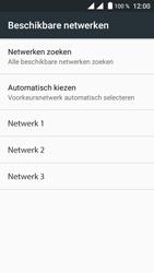 Crosscall Trekker M1 Core - Netwerk - Handmatig een netwerk selecteren - Stap 10