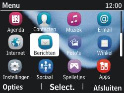 Nokia Asha 201 - MMS - probleem met ontvangen - Stap 3
