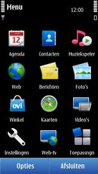 Nokia N8-00 - E-mail - e-mail instellen: POP3 - Stap 3