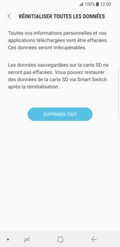Samsung Galaxy S8 - Android Oreo - Appareil - Réinitialisation de la configuration d