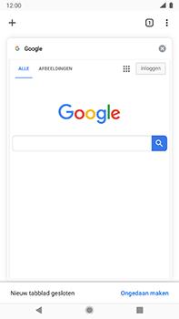 Nokia 8-sirocco-ta-1005-android-pie - Internet - Hoe te internetten - Stap 19