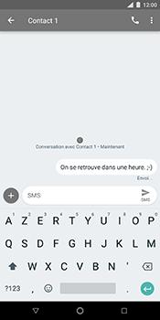 Nokia 7 Plus - Contact, Appels, SMS/MMS - Envoyer un SMS - Étape 9