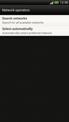 HTC Z520e One S - Network - Usage across the border - Step 6