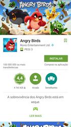 Samsung Galaxy S6 Android M - Aplicações - Como pesquisar e instalar aplicações -  17