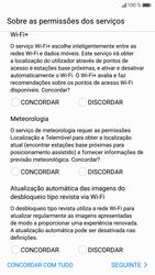 Huawei P9 Lite - Android Nougat - Primeiros passos - Como ligar o telemóvel pela primeira vez -  8