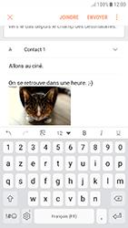 Samsung Galaxy J5 (2017) - E-mails - Envoyer un e-mail - Étape 17
