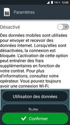 Doro 8035 - Internet - Désactiver les données mobiles - Étape 7