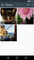 LG X Screen - E-mail - hoe te versturen - Stap 15