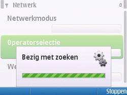 Nokia E5-00 - Netwerk - Gebruik in het buitenland - Stap 8
