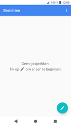 Sony F5321 Xperia X Compact - Android Oreo - MMS - probleem met ontvangen - Stap 9