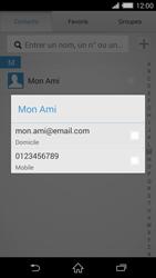 Sony Xperia Z2 - Contact, Appels, SMS/MMS - Envoyer un MMS - Étape 8