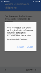 Samsung Galaxy S7 Edge - Premiers pas - Créer un compte - Étape 16