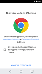 LG X Screen - Internet - Configuration manuelle - Étape 19