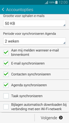 Samsung G800F Galaxy S5 Mini - E-mail - handmatig instellen (outlook) - Stap 9