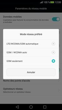 Huawei Mate S - Réseau - Activer 4G/LTE - Étape 6