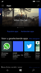 Microsoft Lumia 950 - Applicaties - Downloaden - Stap 6
