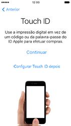 Apple iPhone 5s iOS 10 - Primeiros passos - Como ligar o telemóvel pela primeira vez -  12