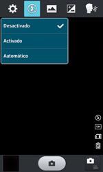 LG Optimus L5 II - Funciones básicas - Uso de la camára - Paso 5
