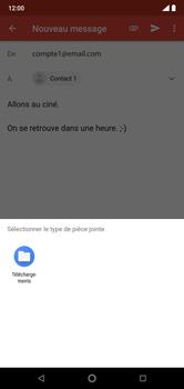 Nokia 7.1 - E-mails - Envoyer un e-mail - Étape 11