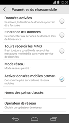 Huawei Ascend P7 - Internet - activer ou désactiver - Étape 6