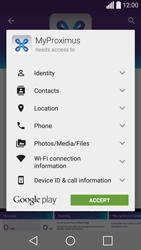 LG H420 Spirit - Applications - MyProximus - Step 9