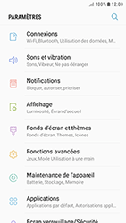 Samsung Galaxy J3 (2017) - Internet - activer ou désactiver - Étape 4
