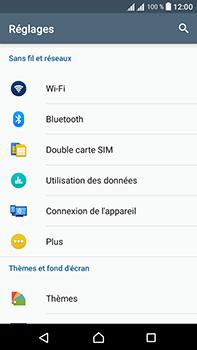 Sony Xperia L1 - Internet et connexion - Accéder au réseau Wi-Fi - Étape 4