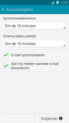 Samsung G800F Galaxy S5 Mini - E-mail - Account instellen (IMAP met SMTP-verificatie) - Stap 16
