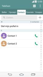 LG G3 s 4G (LG-D722) - Contacten en data - Contacten kopiëren van SIM naar toestel - Stap 4