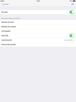 Apple iPad Pro 9.7 - E-mail - Configurar correo electrónico - Paso 19