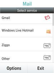 Nokia C2-03 - E-mail - Manual configuration - Step 7