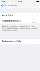 Apple iPhone SE - Internet - Configurar Internet - Paso 6