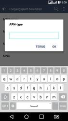 LG K8 - Internet - Handmatig instellen - Stap 15