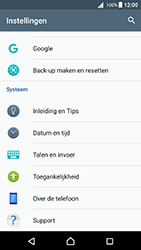 Sony Xperia X (F5121) - Android Nougat - Software updaten - Update installeren - Stap 4