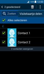 Samsung G357 Galaxy Ace 4 - Contactgegevens overzetten - delen via Bluetooth - Stap 8