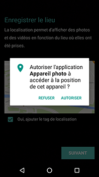 Motorola Moto E4 Plus - Photos, vidéos, musique - Créer une vidéo - Étape 6