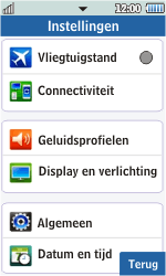 Samsung S5260 Star II - Internet - handmatig instellen - Stap 4